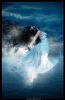 Fallen Angel by kulniya-sally