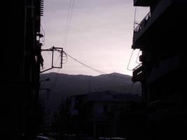 Sunrising by MrDoomy