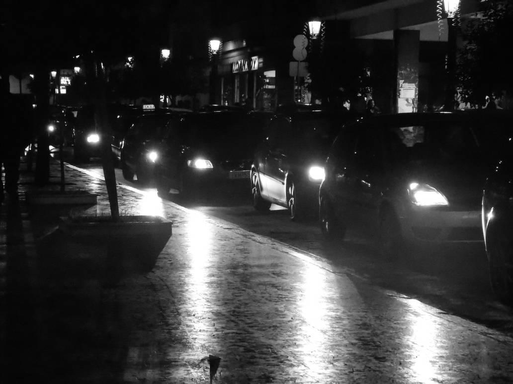 lights in  the night by MrDoomy