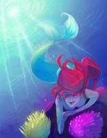Sirenita by MoniquePalmerine