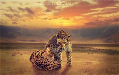 Je te protegerai. by Galad-El