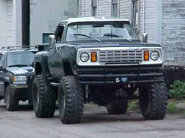 1978 Dodge Power Wagon by The-Legendary-Dewey
