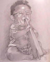 nursing the missle by RMBDarkmyth