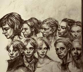 sketchbook stuffs by Defectorillustration