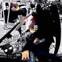 Death The Kid by ByakuranMarshmallows