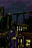 Rough City by radioactiveroach