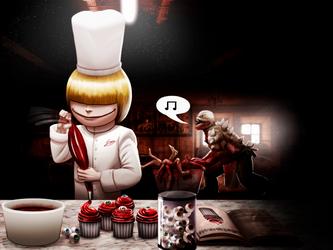 Sweet cupcakes by raulovsky