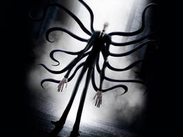 Slender man by raulovsky