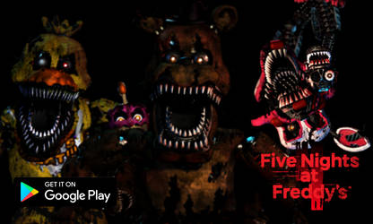Five Nights At Freddy's 4 Play Store Ad (Fanmade) by BonnieGamer568