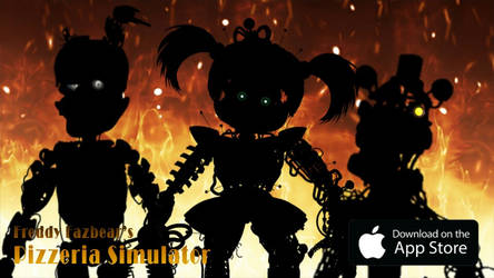 FFPS (FNAF 6) App Store Ad (Fanmade) by BonnieGamer568