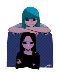 Dailywitch illustration by spowys