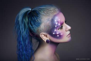 Intergalactic I by luciekout