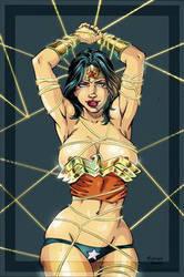 Wonder Woman 15 by SGwonder