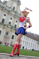 Sailor Moon R - pride by Shizuku-Seijaku