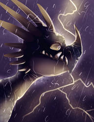 Favourite HTTYD Dragons- Deadly Nadder by Galactic-Fire