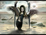 Ayla. by hybridgothica