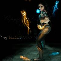 Harmony. by hybridgothica