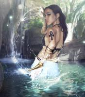 Lotusai. by hybridgothica