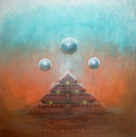 Pyramid of Ra. by hybridgothica