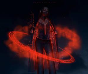 Flash Nebulae. by hybridgothica