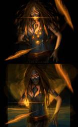 Shaman Fever. by hybridgothica