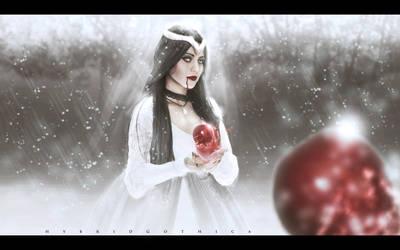 Snow Vampir. by hybridgothica