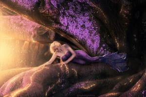 Mermaid Illuminate. by hybridgothica