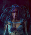 Neo-Nubian Dreams. by hybridgothica