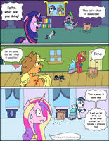MLP Comic 23: This Isn't What it Looks Like by Average-00