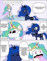 MLP Comic 47: Celestia's Thoughts by Average-00