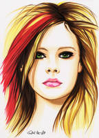 Avril 08 by Togusa76