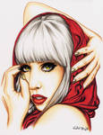 Lady Gaga by Togusa76