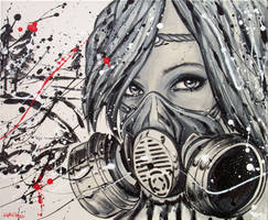 S.T.A.L.K.E.R. -Kim- 3 by Togusa76