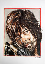 Daryl Dixon by Togusa76
