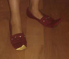 Nabooru Shoes by Nabooru1017