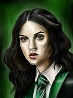 Daphne Greengrass by Ellindine