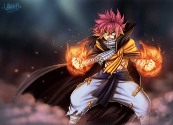 Fairy Tail 418 - Challenger by Yahik0