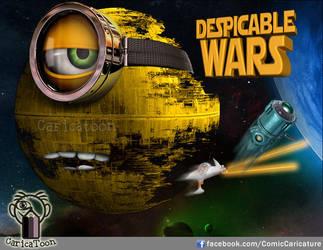 Despicable Wars by otas32