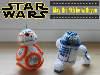 Star Wars Day by MaryjoeCraft