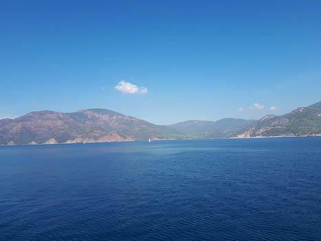 Bay in Turkey  by GoldenEagleEmpire