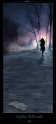 Lifeless Silhouette by aegina