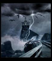 Thunderbolt From Hell by aegina