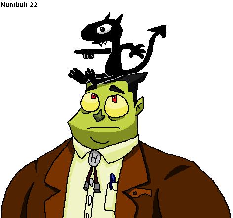 Ownard by Cartoonenxtdoor