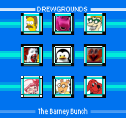 The Barney Bunch by NeroVance