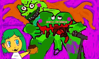 Drew Piccolo by NeroVance