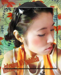 ::Listening My Goldfish:: by Nurikko-chan