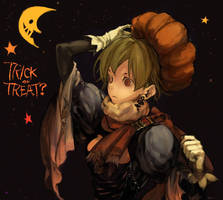 Trick Or Treat by sweetmoon