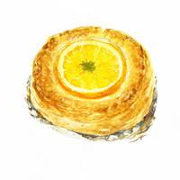 Orange Pie by sweetmoon