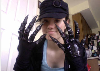 Dead Master gloves by FelixCorvus