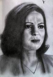 Regina Mills by tanjadrawing